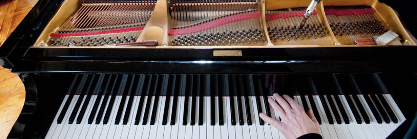 piano service and maintenance