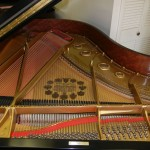 piano strings replaced in steinway and sons piano